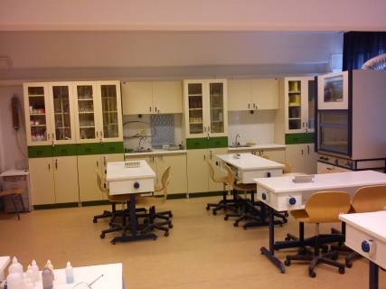 Εργαστήριο Φυσικών Επιστημών, 4ο Λύκειο Ζωγράφου