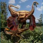 Δεινόσαυροι με φτερά και πούπουλα…