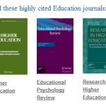 Δωρεάν πρόσβαση σε επιστημονικά περιοδικά του Springer
