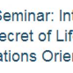Διαδικτυακό Σεμινάριο: Introduction to Biology – The Secret of Life: Pedagogical Implications Orientation