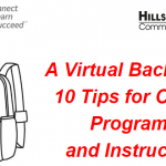 «Top Ten Tips for Effective Teaching Online»: Υλικό από webinar, σύνδεσμοι και έγγραφα